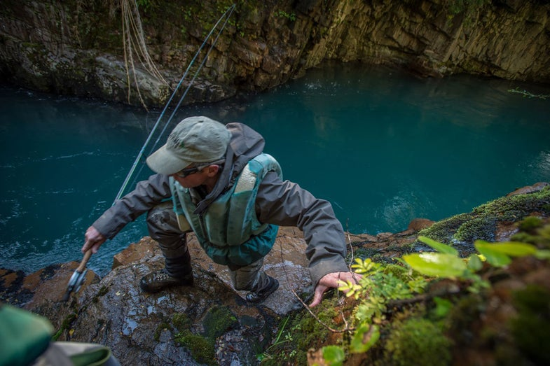 Fish and Take Photographs in Chile with a Fly Talk Blogger