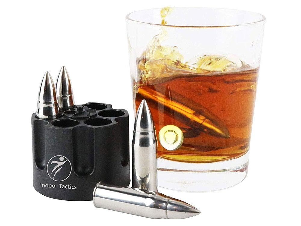 Whiskey Bullet Stones