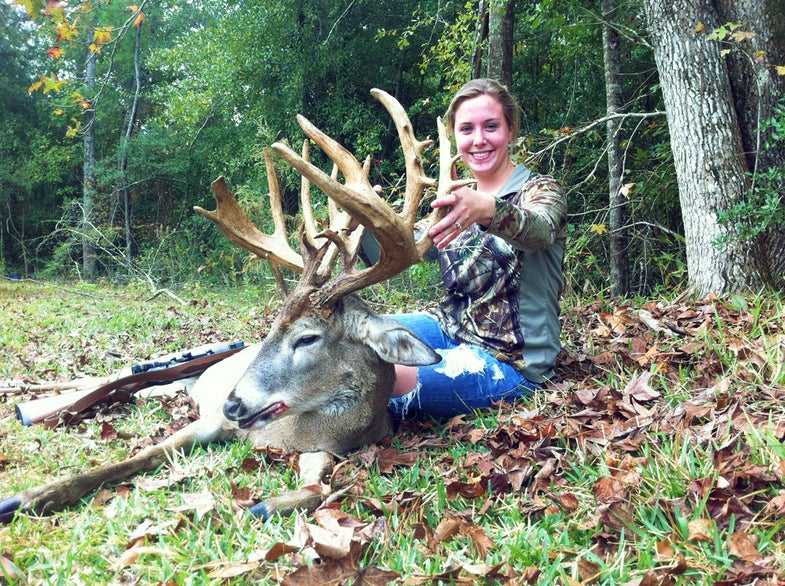 The Great Escape: How a Second-Season Hunter Unknowingly Tagged a Louisiana Pen-Raised Monster Buck