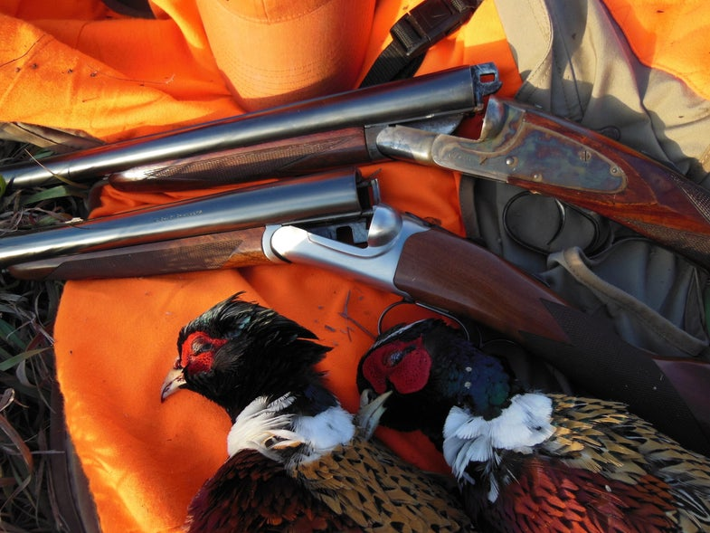 Five Reasons Why I shoot O/Us and Doubles in the Uplands