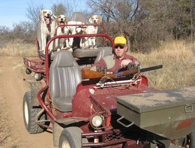Hunting With the Quail Doctor