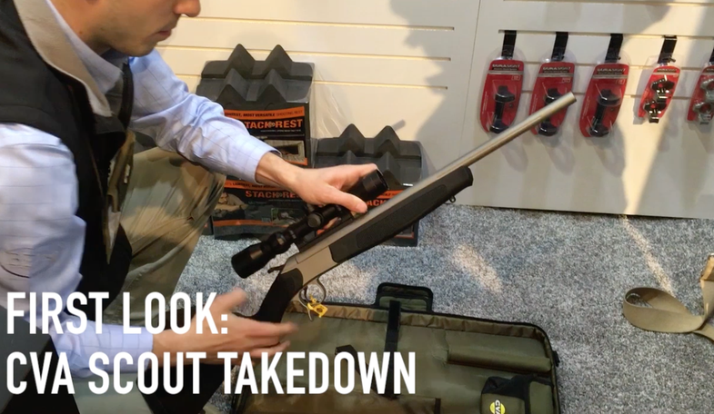 First Look: CVA Scout Takedown