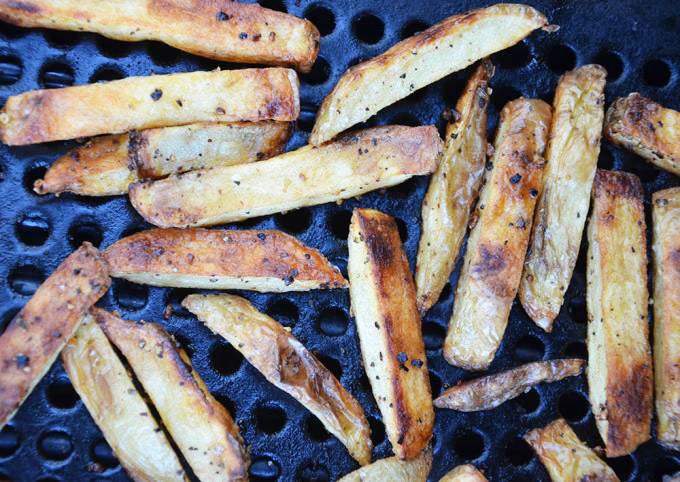 french fries, wild chef, healthier, healthy, yummy, summer, food, grill, cooking, david draper