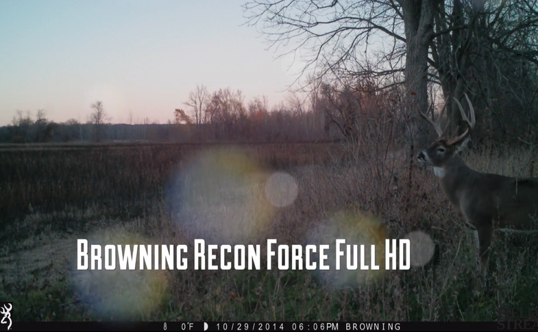 New Trail Camera: Browning Recon Force Full HD