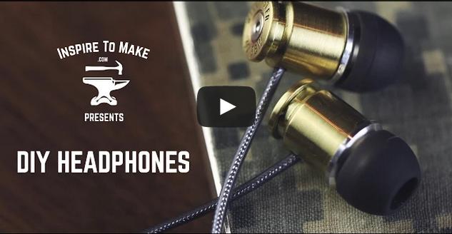 The Ultimate Stocking Stuffer: DIY .40 Cal Headphones