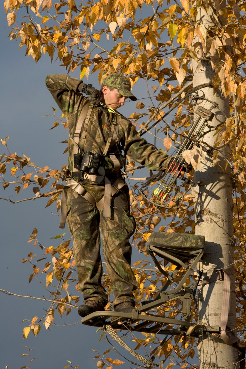 Last-Minute Game Plan for Trophy Bow Bucks