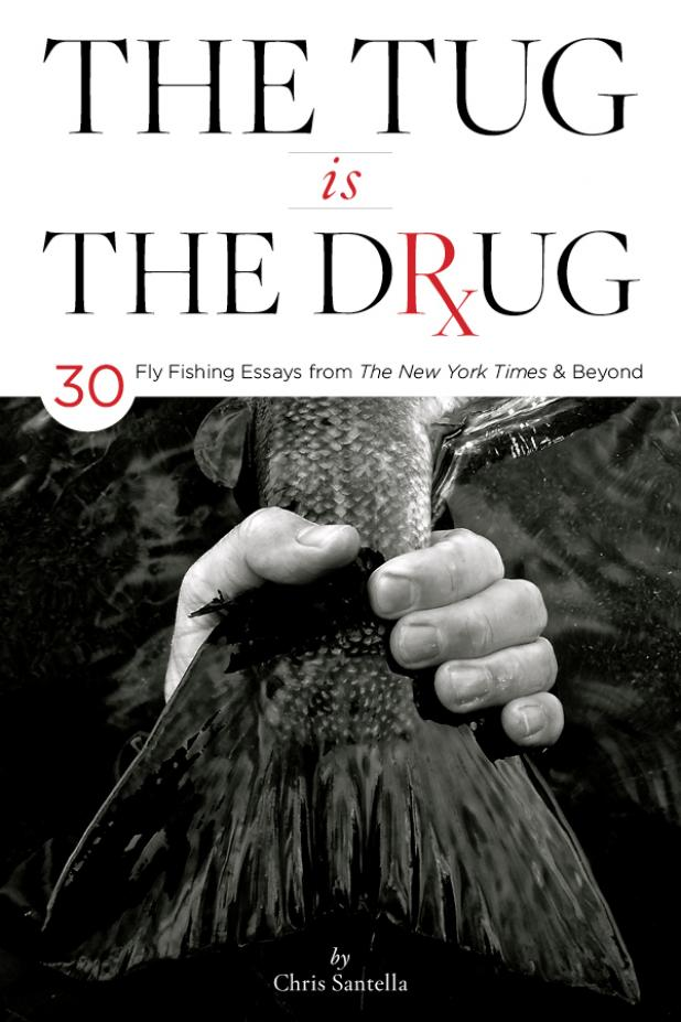 """E-Book Review: """"The Tug is the Drug"""" by Chris Santella"""