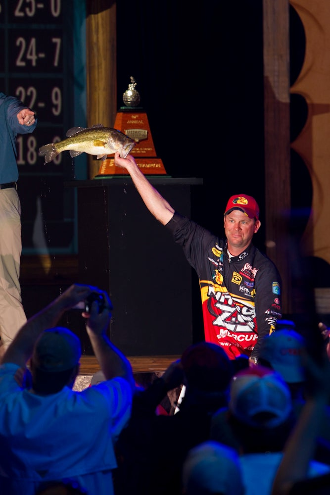 How Kevin Van Dam Called His Shot and Won the 2010 Bassmaster Classic