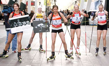 Biathlon Babes