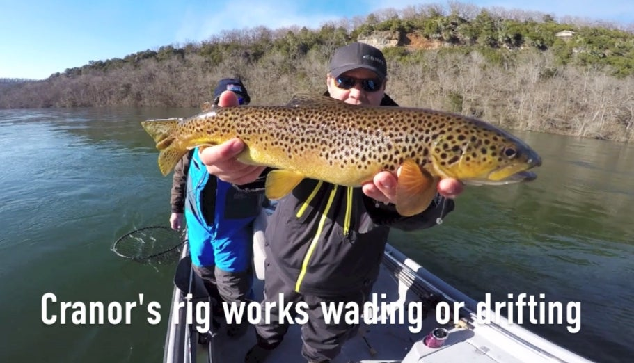 Old Rig, New Trout Tricks for High-Water Fishing