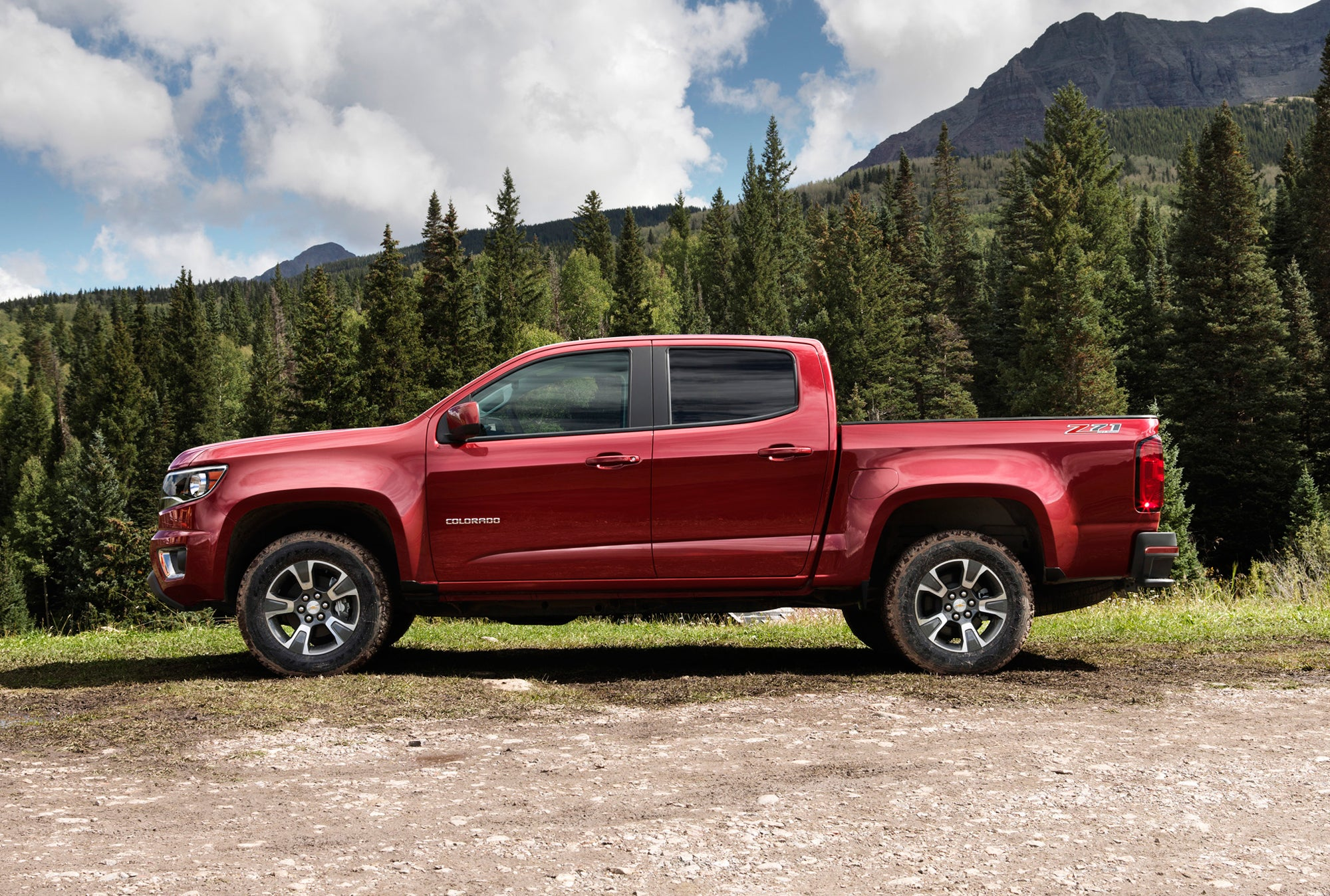 Behind the Wheel of the New Chevy Colorado