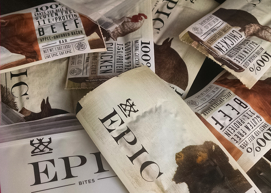 Edible Gear Review: Epic Bars