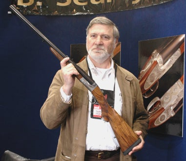 Butch Searcy at the 2007 Safari Club International Convention