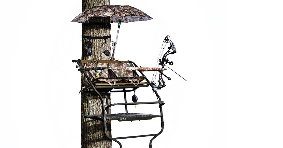 Trick Out Your Treestand