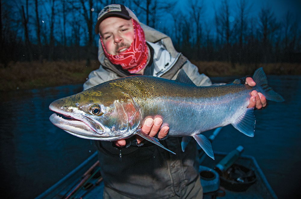 Three Tricks to Land More Steelhead in Bitter-Cold Rivers