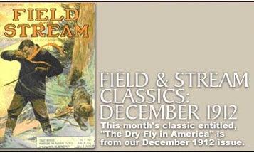 Field & Stream Classics: December 1912