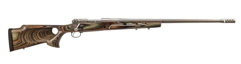 The Genesis of the Montana Rifles Prairie Runner