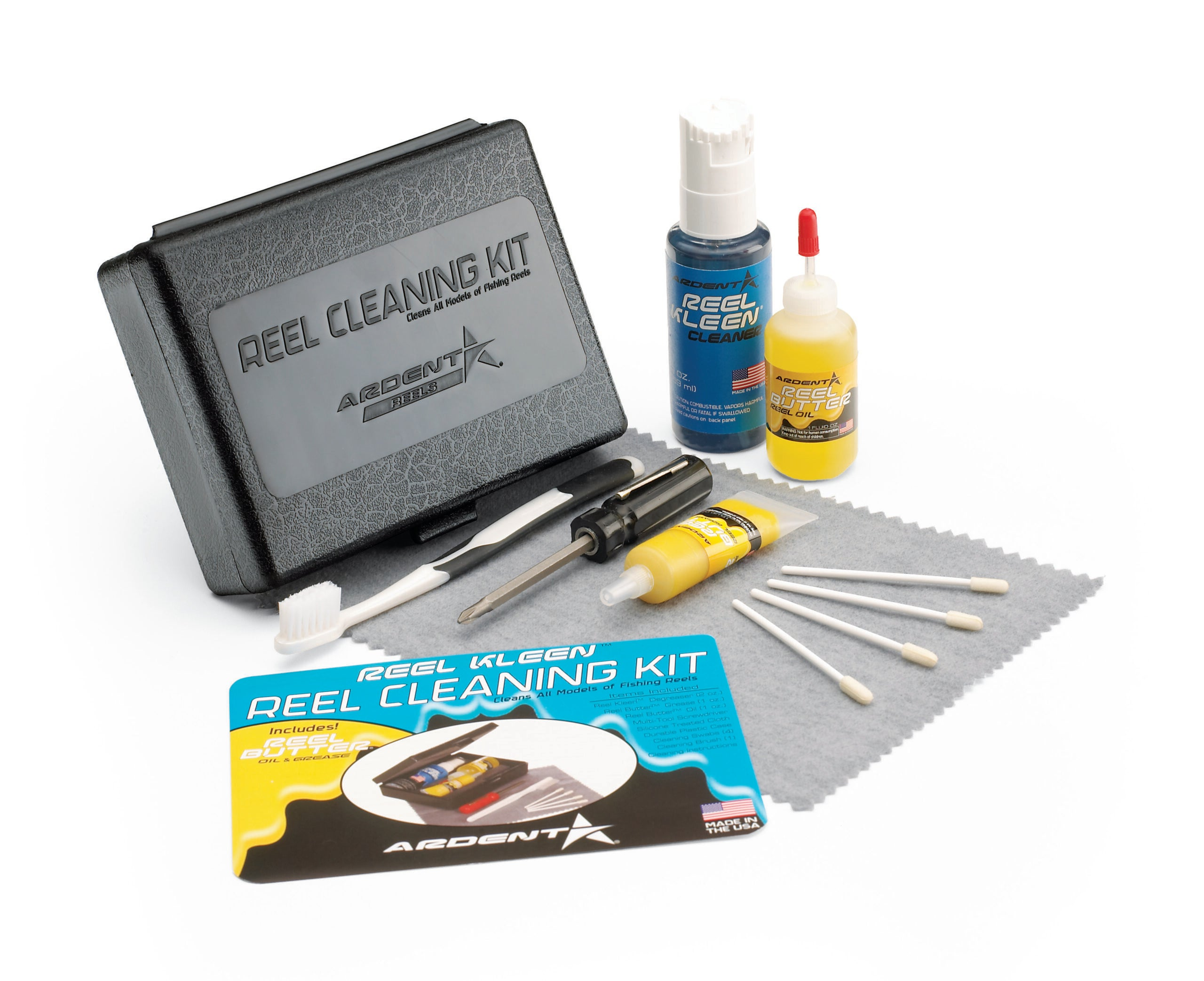 Gear Review: Ardent Reel Cleaning Kit