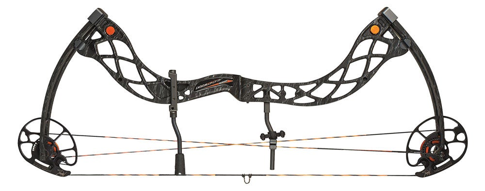 martin carbon featherweight compound bow 2017