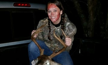 A First Buck During the South Carolina Late Season