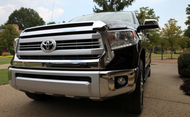 2014 Toyota Tundra Preview: Test Driving In The North Georgia Hills