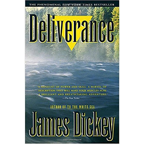 deliverance james dickey book