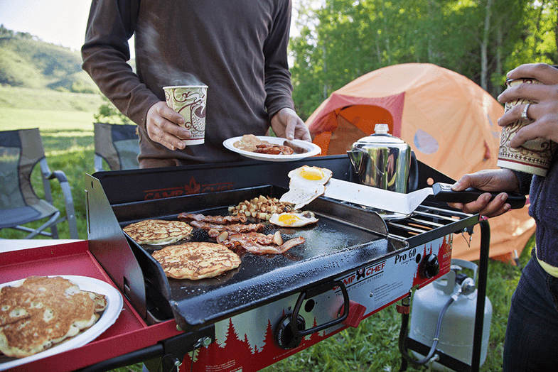 Seven Tips for Campsite Chefs