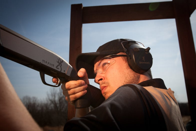 Top Five Reasons Shooters Miss Clay Targets