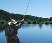 Fly Fishing Tip:  Practice on Flat Water to Perfect Your Cast
