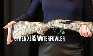 New Women's Shotgun: Syren XLR5 Waterfowler