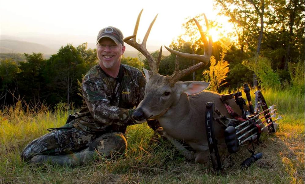 Weather Dictating Deer Movement in Arkansas