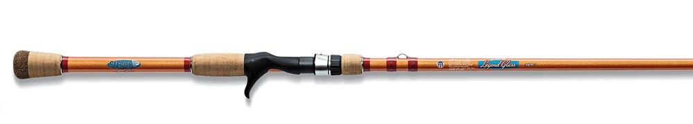 St. Croix Legend Glass fishing rod