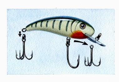Change Hooks for Better Fishing