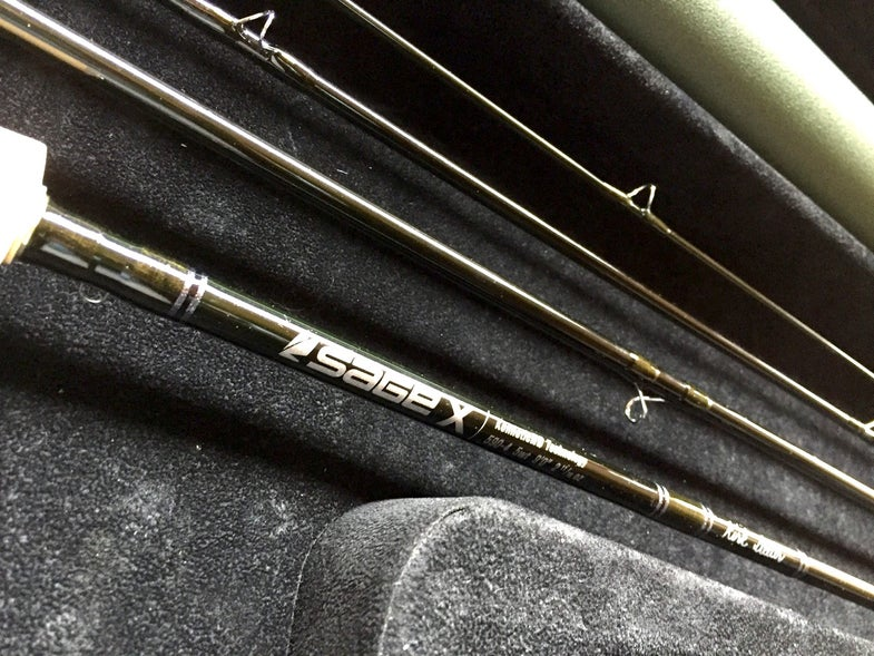10 Things to Know About the New Sage X Fly Rod