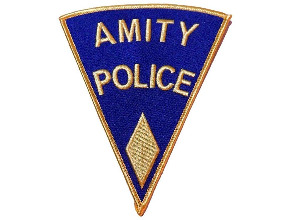 Amity Police Patch