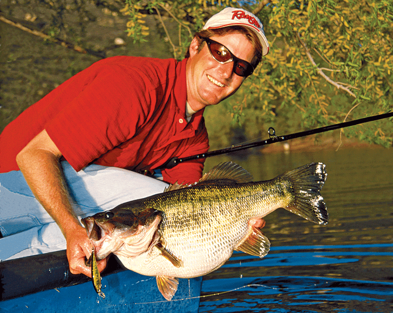 Bass Fishing Tips and Tactics for the Spring