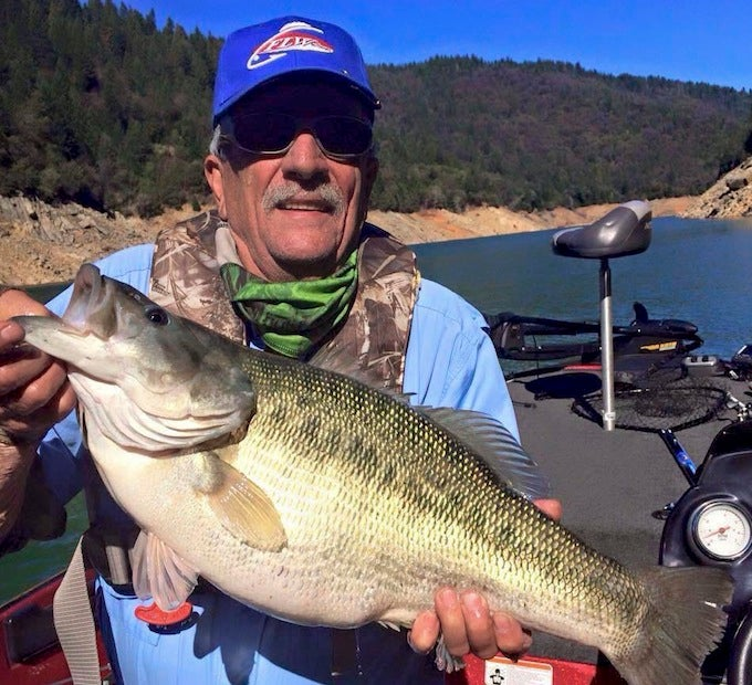 Potential World-Record Spotted Bass Caught in California
