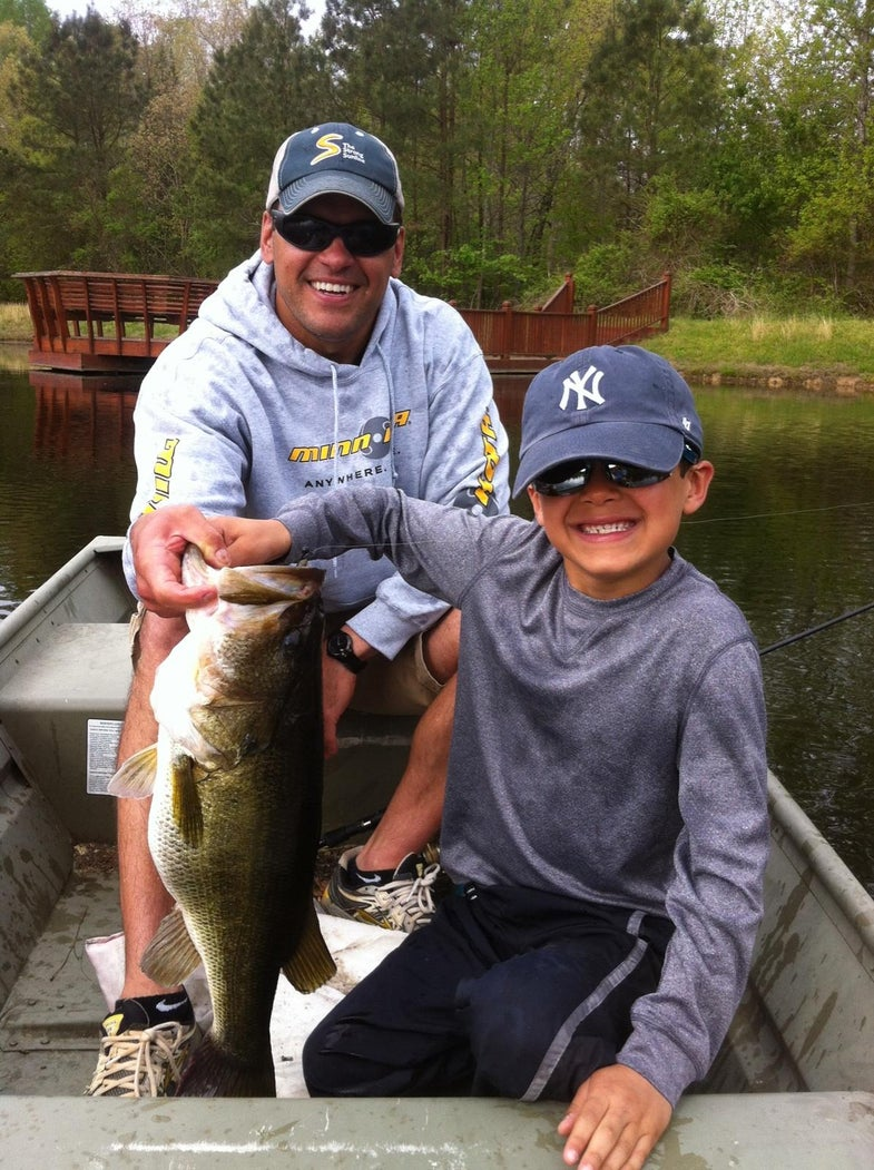 What's The Right Age For Starting A Kid With A Baitcaster?