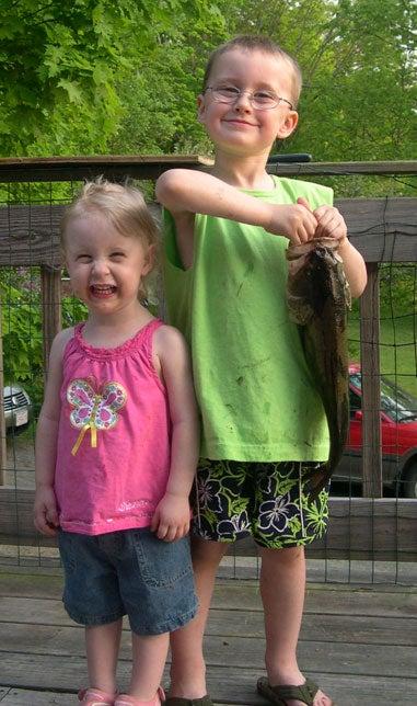 Readershot Wednesdays - Kids and Fishing