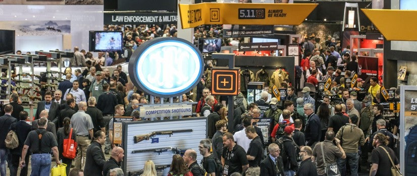 SHOT Show 2017: A View from the Dark Side