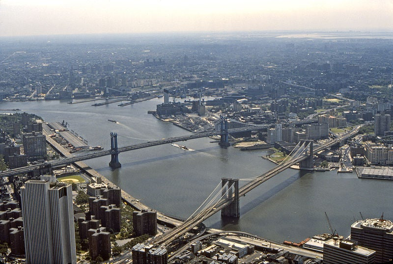 Need A Laugh? Check Out This Article On Eating Fish From New York's East River