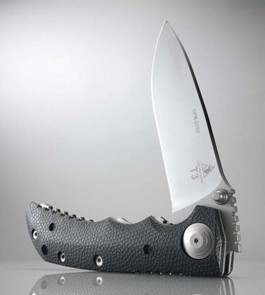 lone wolf knives harsey t3 ranger