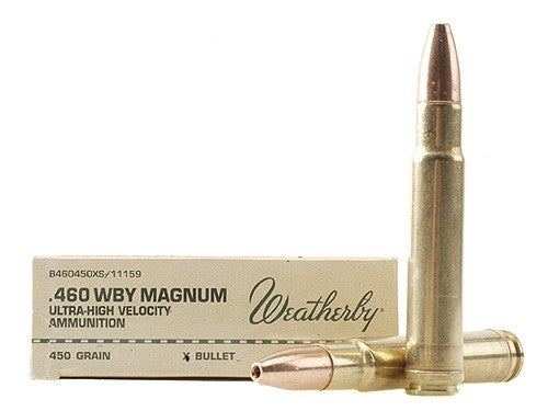460 Weatherby