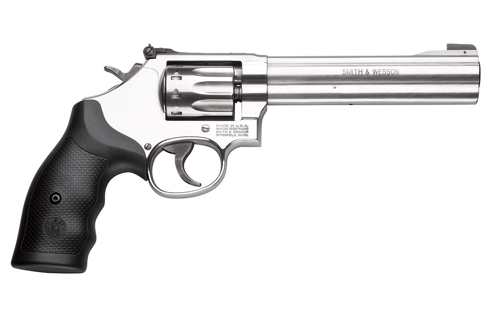 Smith & Wesson K22/617 Rimfire Handgun