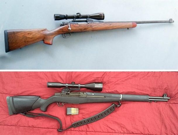 sporterized rifles