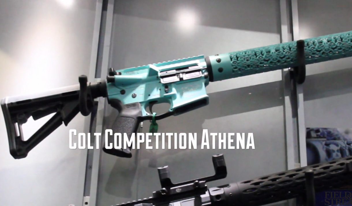 Hot New Rifle: Colt Competition Athena