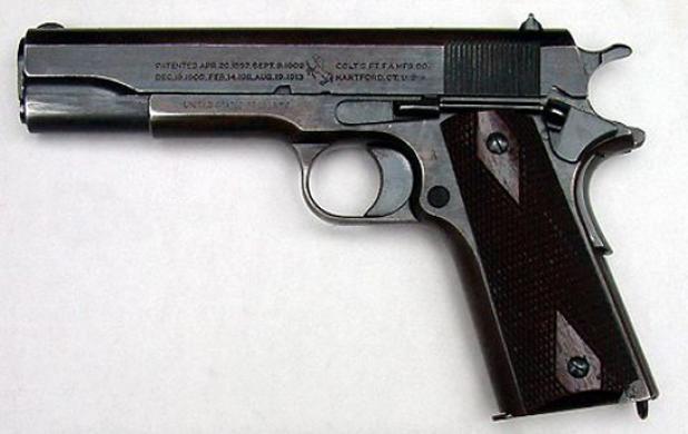 The Strange Progression of the Model 1911