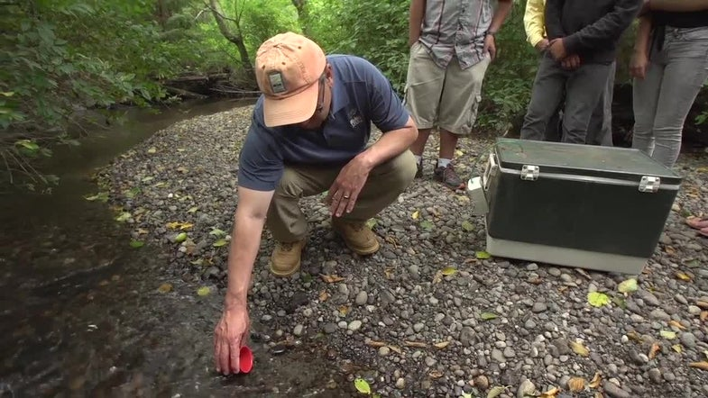 Heroes of Conservation Finalist: The Salmon Cultivator