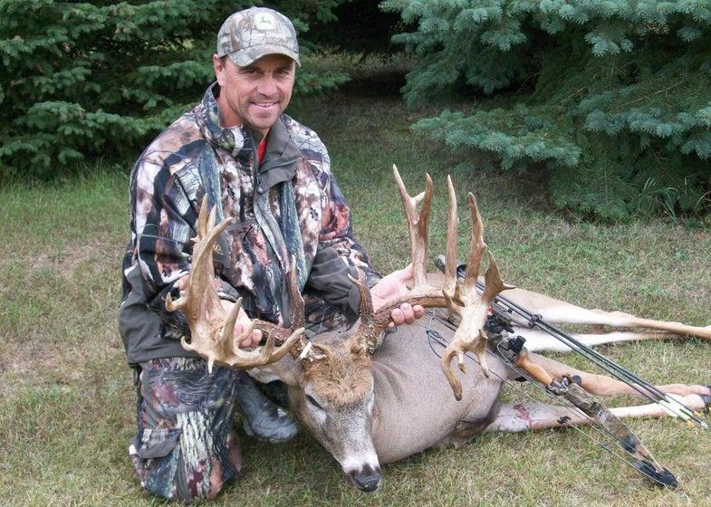 "How Wayne Schumacher Killed the 30-Point ""Lucky Buck"" in Fon du Lac County, Wisconsin"