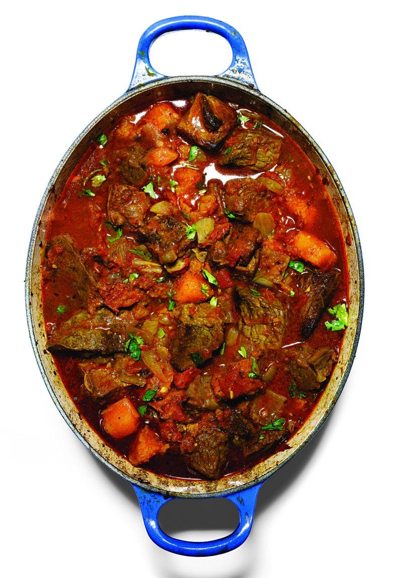 Deer Recipe: How to Cook Venison Pumpkin Curry